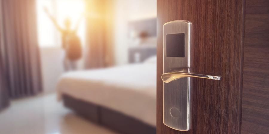 RFID Anwendung Hotels