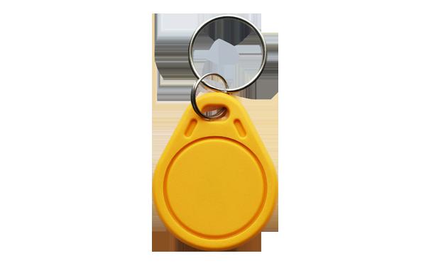 Keyfob BASIC gelb