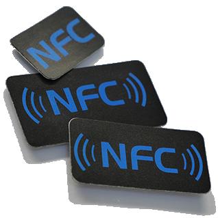 NFC Labels für Smartphones