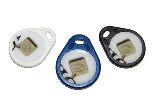 RFID Schlüsselanhänger BASIC X