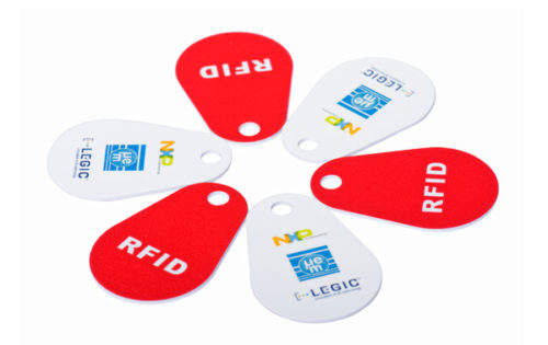 RFID Schlüsselanhänger Keyfob EASY
