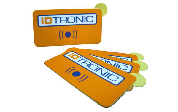 RFID NFC Smartphone Aufkleber