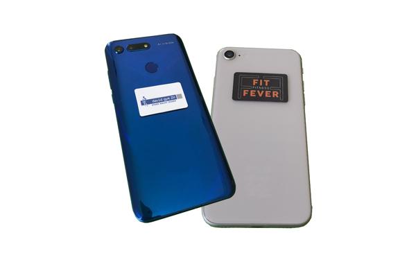RFID NFC Smartphone Sticker