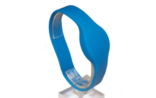 RFID Armband aus Silikon Silicone SMART