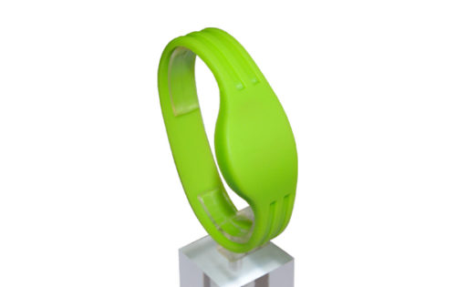 RFID Wristband made of Silicone