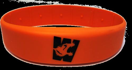 RFID Armband mit Logo