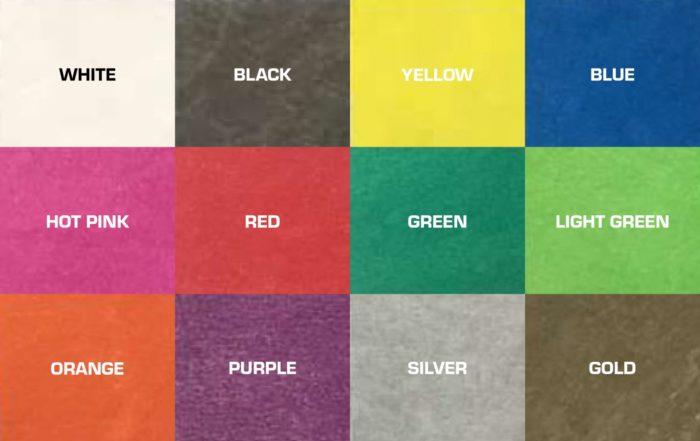 Farben Single Use Armband TYVEK