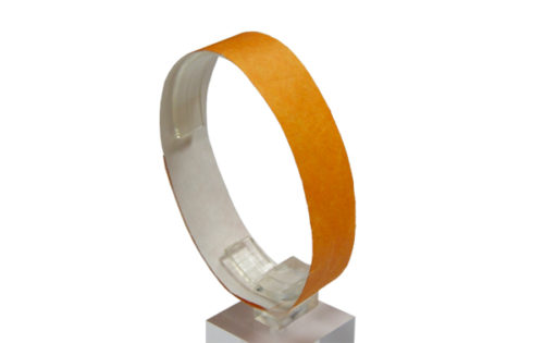 RFID Single Use Wristband TYVEK