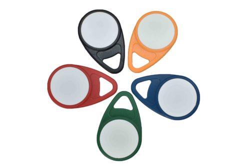 RFID Anhänger in vielen Farben