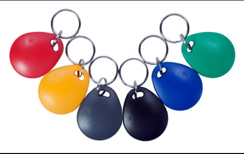 Keyfob ECO in vielen Farben