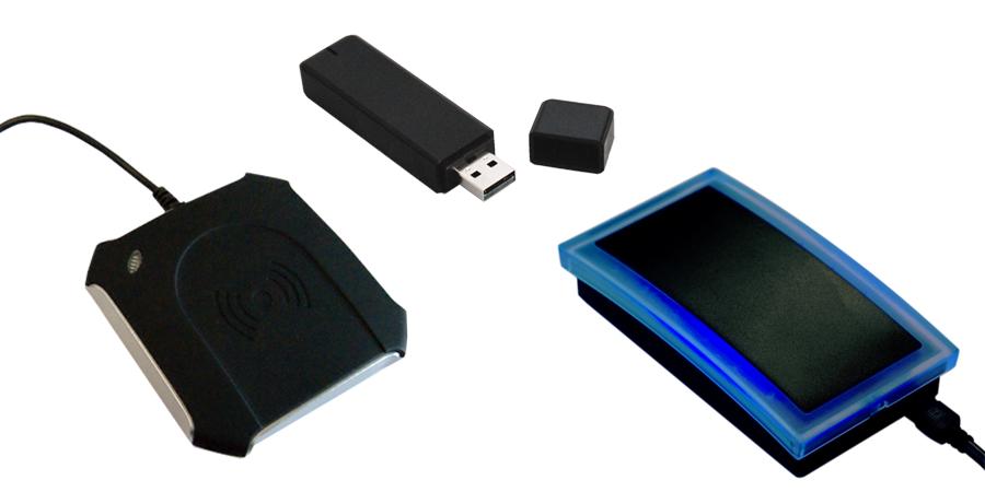RFID Reader für die Zutrittskontrolle